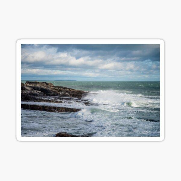 Coast off the Hook Lighthouse Sticker