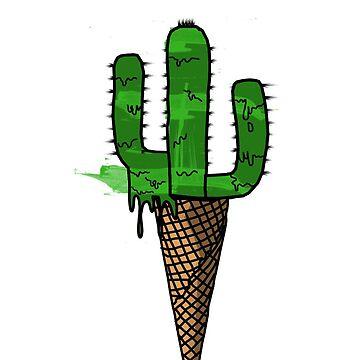 Cono de Cactus de MattyGraphics