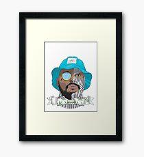 Schoolboy Q - 4 Framed Print