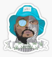 Schoolboy Q - 4 Sticker