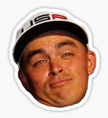 Rickie Fowler PGA TOUR Sticker