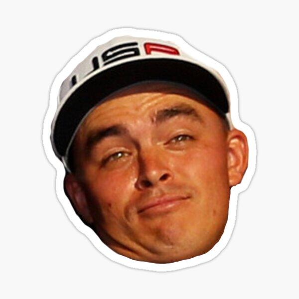 Rickie Fowler PGA TOUR Sticker