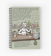 Pickled Pigs Feet Spiral Notebook