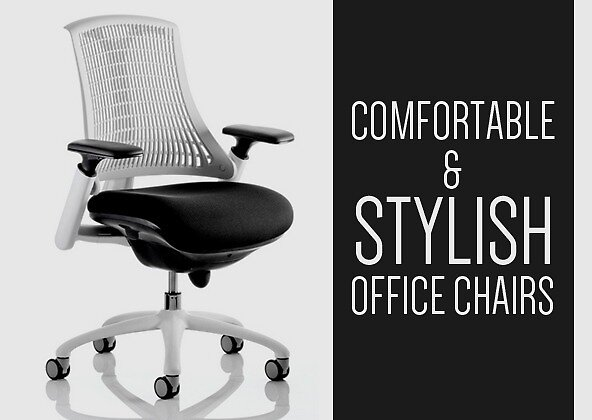Comfortable & Stylish Office Chairs by Furniture London