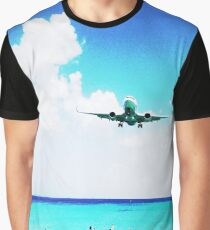 Maho Beach Graphic T-Shirt