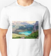 Paradise In The Glacier Unisex T-Shirt