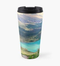 Paradise In The Glacier Travel Mug