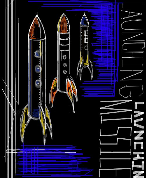 rockets by Coby .
