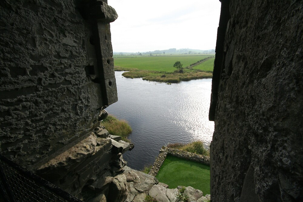 View From Threave Castle Window by Larry149