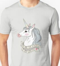 you are the rainbow to my unicorn Unisex T-Shirt
