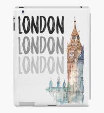 London iPad-Hülle & Skin