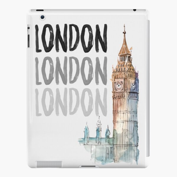 London iPad Snap Case