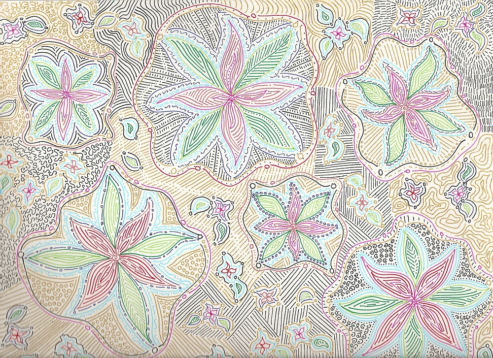 Wicked Flowers by Megseidel