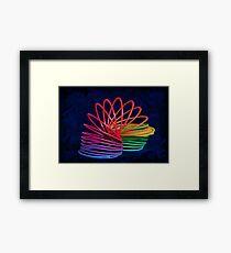 Colours, Framed Print
