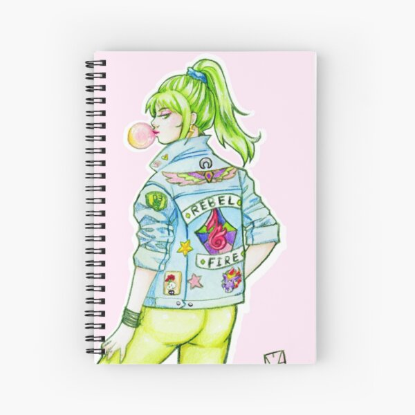 FlashBack Chick Spiral Notebook