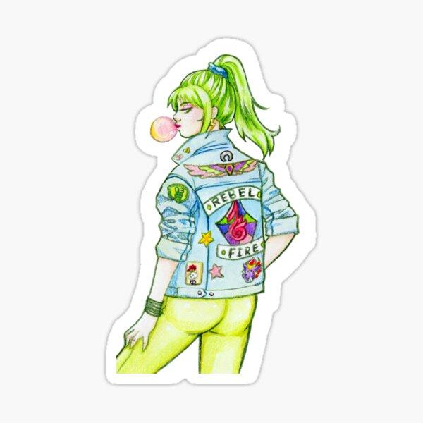 FlashBack Chick Sticker