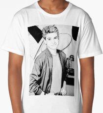 Zack at the Max Long T-Shirt