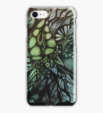 Watercolor and Pen and Ink iPhone Case/Skin
