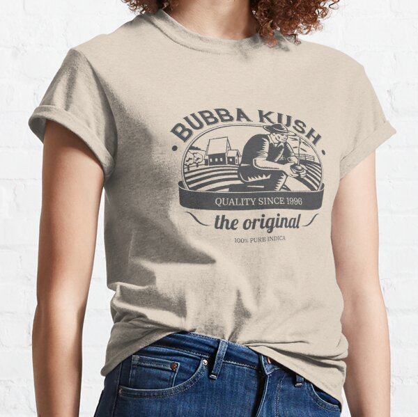 Bubba Kush Dark Indica T-shirts and More Classic T-Shirt