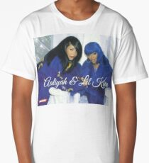 Aaliyah & Lil Kim  Long T-Shirt