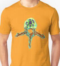 Thoracic Vertebra Terrarium  T-Shirt