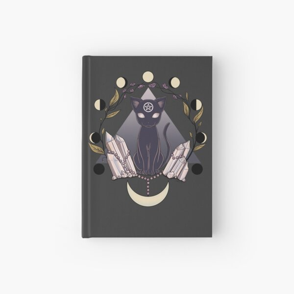 Luna Hardcover Journal