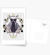 Luna Postcards