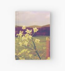 Following the fence back home again Hardcover Journal
