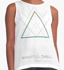 Ghost in the Shell, original design Blusa sin mangas