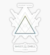 Ghost in the Shell, original design Pegatina