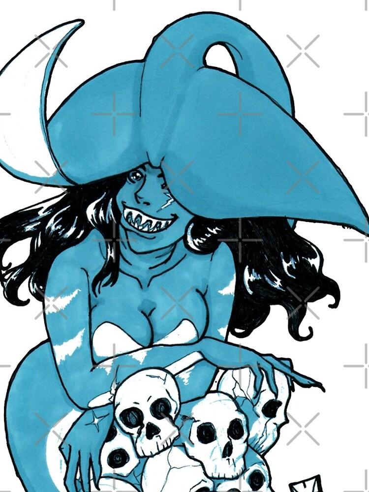 Wicked Mermaid by MaeganCook