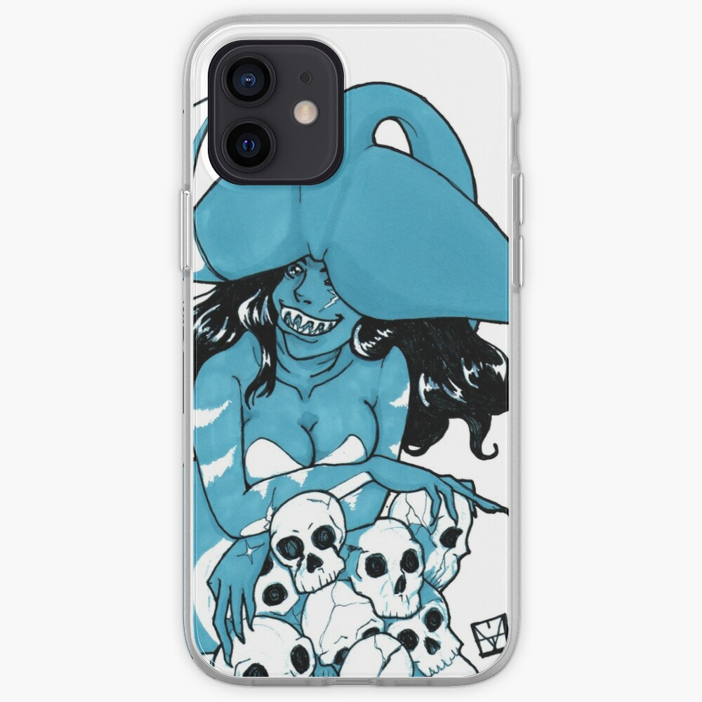 Wicked Mermaid iPhone Case & Cover