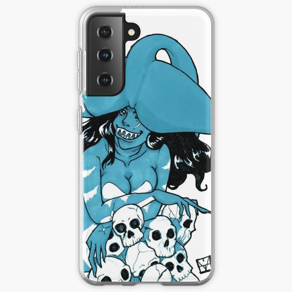 Wicked Mermaid Case & Skin for Samsung Galaxy