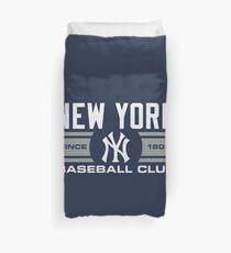 New York Yankees Baseball Club Starter Series Duvet Cover