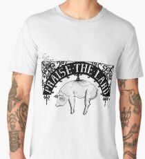 Praise the Lard Men's Premium T-Shirt