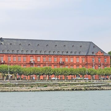 Electoral Palace, Mainz by grmahyde