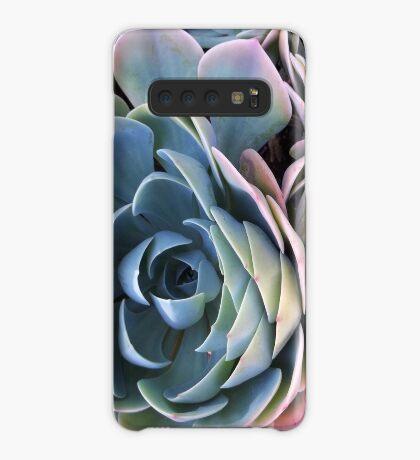 Autumn Echeveria imbricata Case/Skin for Samsung Galaxy