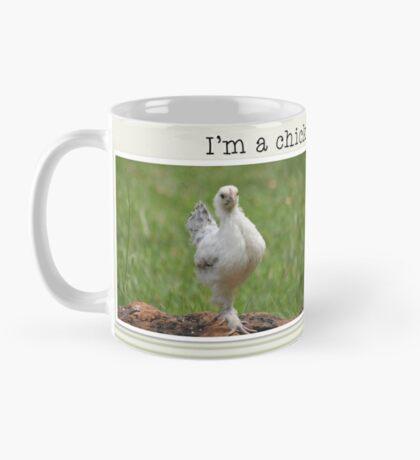 Farm talk - Snoodles, a chick with attitude! Mug
