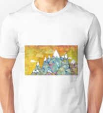 Maps and Mountains Unisex T-Shirt