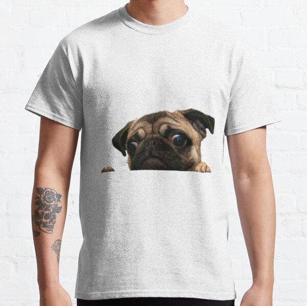 PEEK EIN PUG Classic T-Shirt