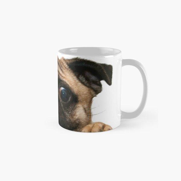 PEEK A PUG Classic Mug