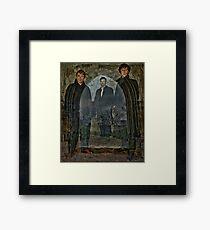 Protectors of London Framed Print