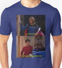 See you in chemistry  Unisex T-Shirt