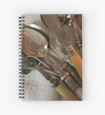 Vintages - The pleasure of collecting Spiral Notebook