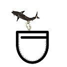 Shark in the Pocket by Warnunk