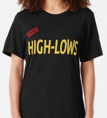 Kaiji The High-Lows Slim Fit T-Shirt