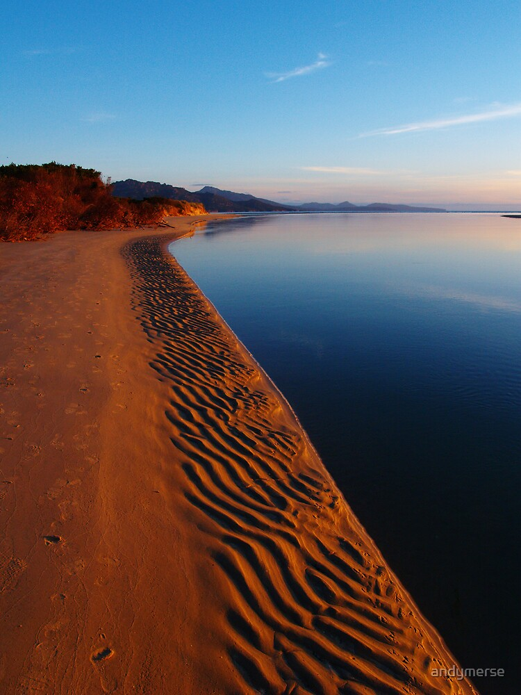freycinet reflections by andymerse