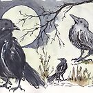 Call to the Crow... by Maree Clarkson