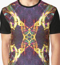Kaleidoscope Dreams - Abstract Mandela  Graphic T-Shirt