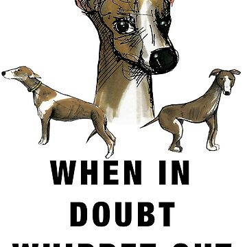 Whippet Stylings! by bigsmellydog